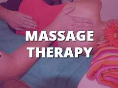 Massage Therapy-
