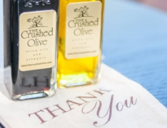 The Crushed Olive-The Crushed Olive