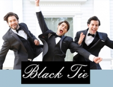 Black Tie Formal Wear-Black Tie Formal Wear