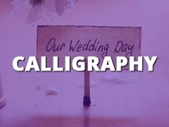 Calligraphy-