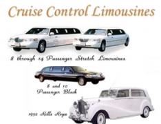 Cruise Control Limousines-Cruise Control Limousines