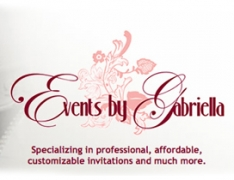 Events by Gabriella-Events by Gabriella