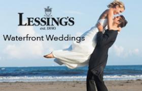 Lessings Waterfront Weddings
