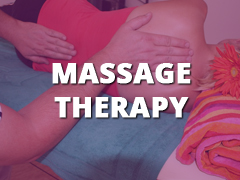 Massage Therapy-