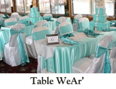Table WeAr'-Table WeAr'