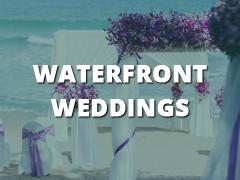 Waterfront Weddings-