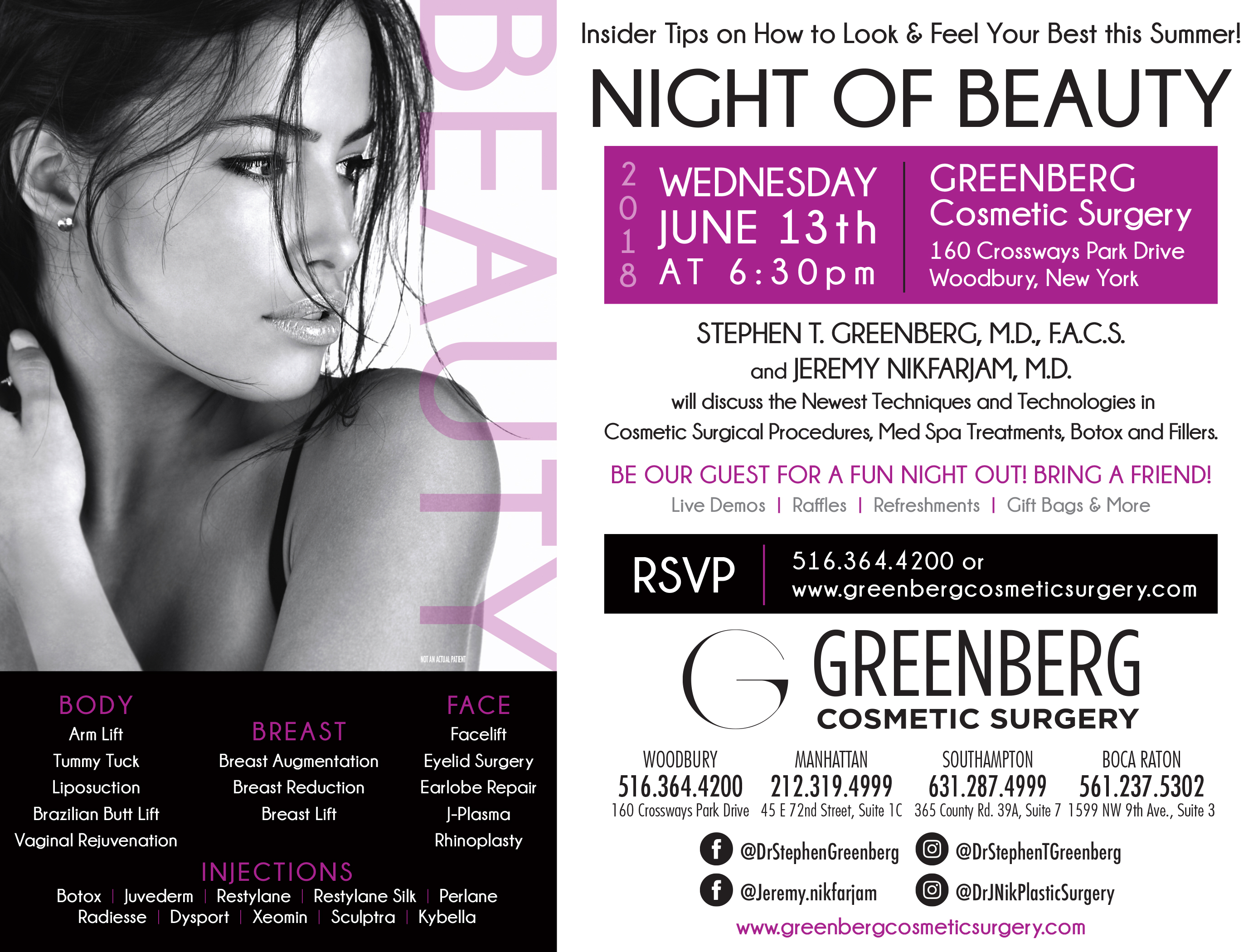 Greenberg Cosmetic Surgery