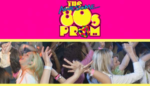 Awesome 80's Prom