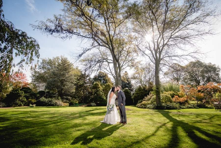 Kyle and Stephanie - Real Weddings Long Island, NY