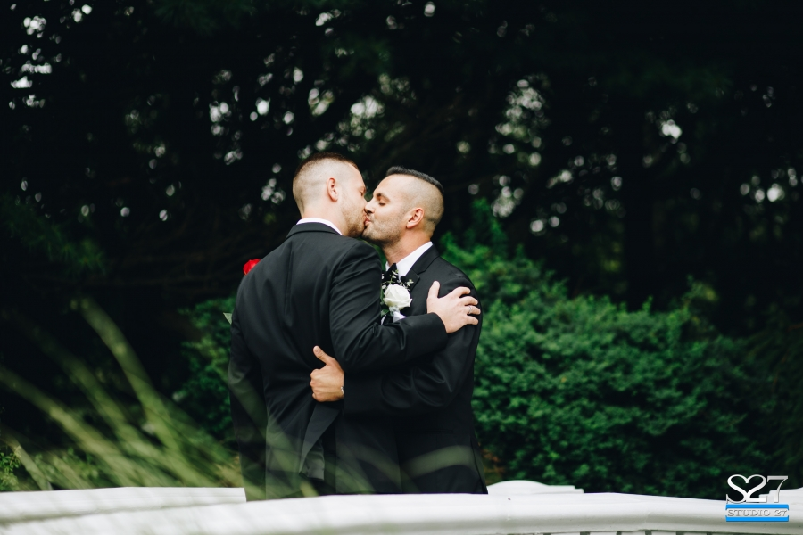 Brian and Scott - Real Weddings Long Island, NY
