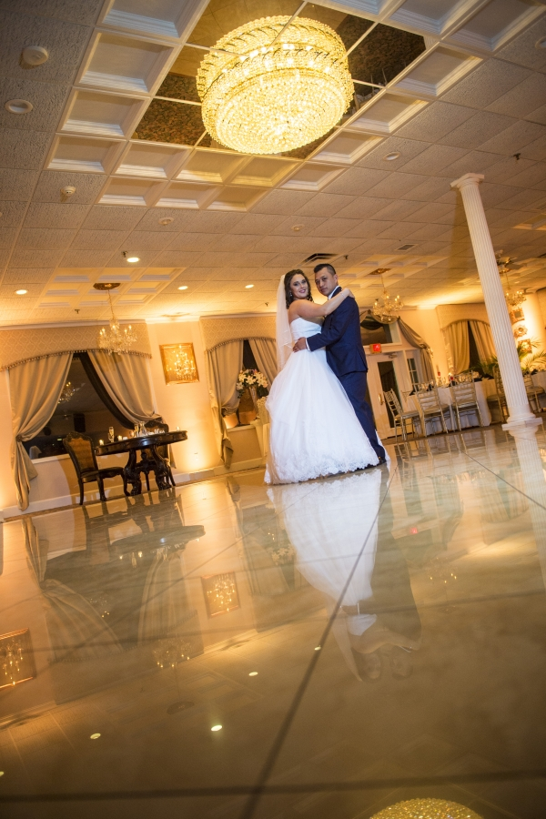 Amanda and Fernando - Real Weddings Long Island, NY