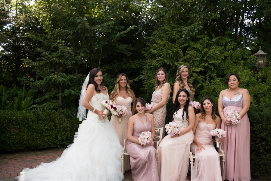 Lindsay and Ian - Real Weddings Long Island, NY