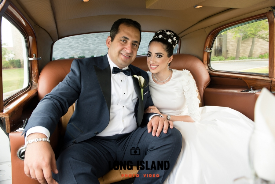 Neda and Sam - Real Weddings Long Island, NY