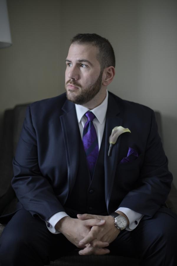 Andrea and Damian - Real Weddings Long Island, NY