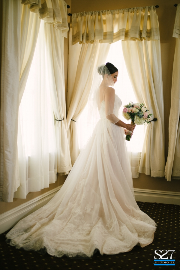 Shannon and Sean - Real Weddings Long Island, NY
