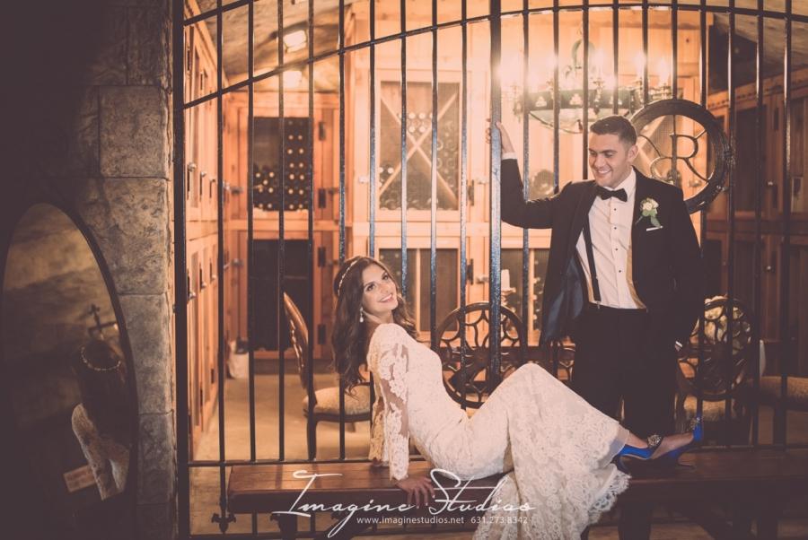 Amanda and Alex - Real Weddings Long Island, NY