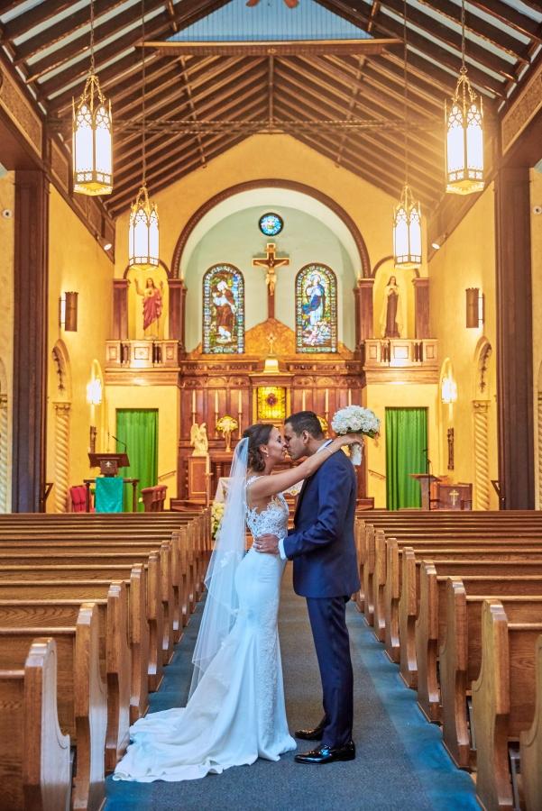 Jessica and Neptally - Real Weddings Long Island, NY