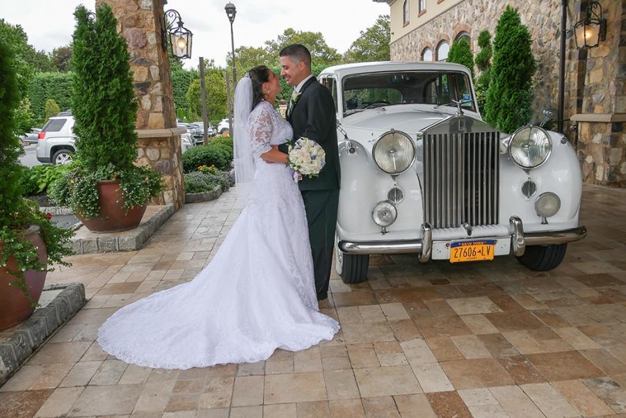 Rosaria and James - Real Weddings Long Island, NY