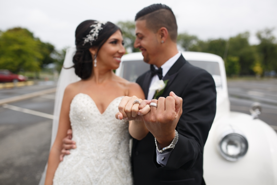 Michele and Filippo - Real Weddings Long Island, NY