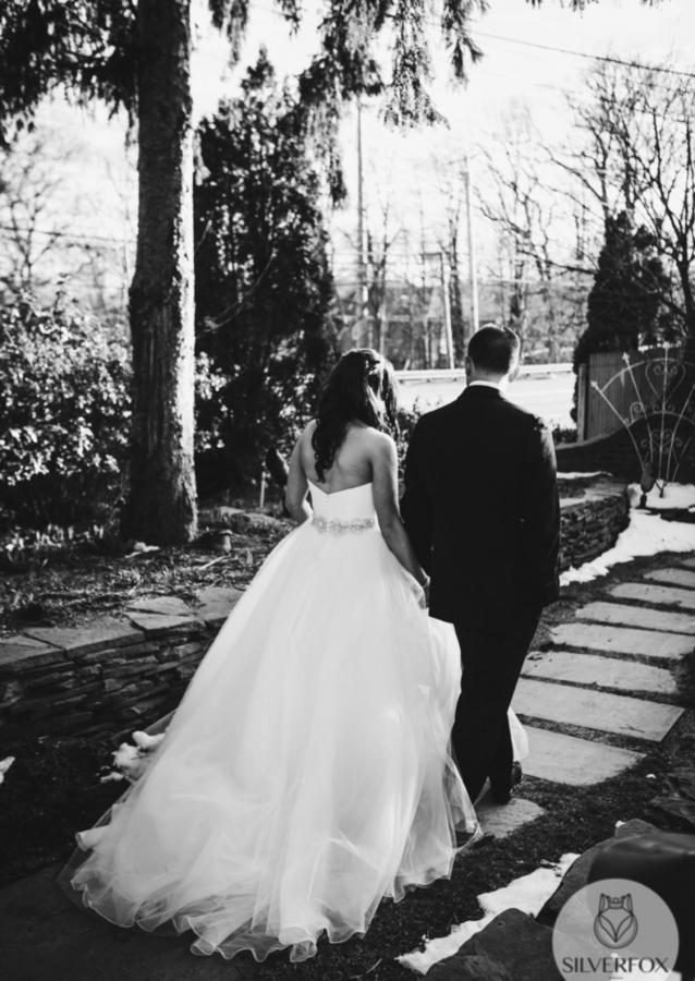 Lisa and Jeffrey - Real Weddings Long Island, NY