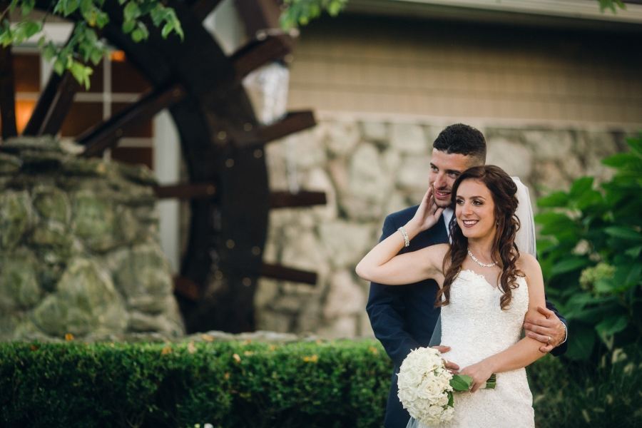 Cristina and Nino - Real Weddings Long Island, NY