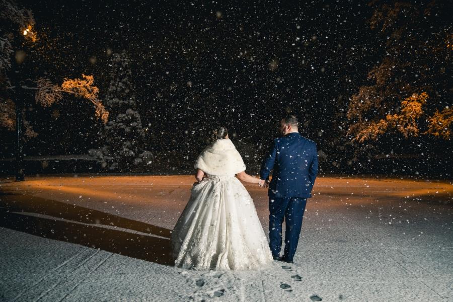 Antonia and Jonathan - Real Weddings Long Island, NY
