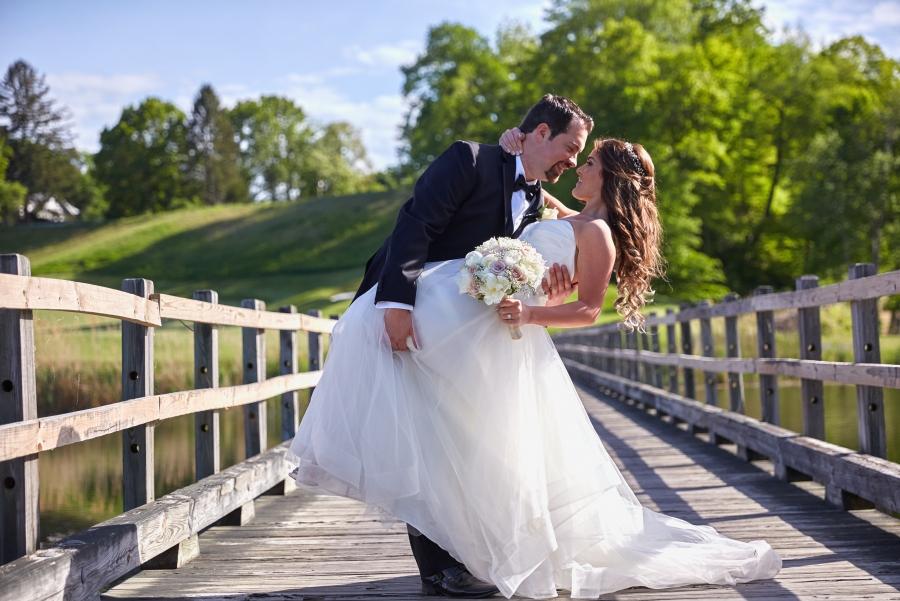 Lauren and Michael - Real Weddings Long Island, NY