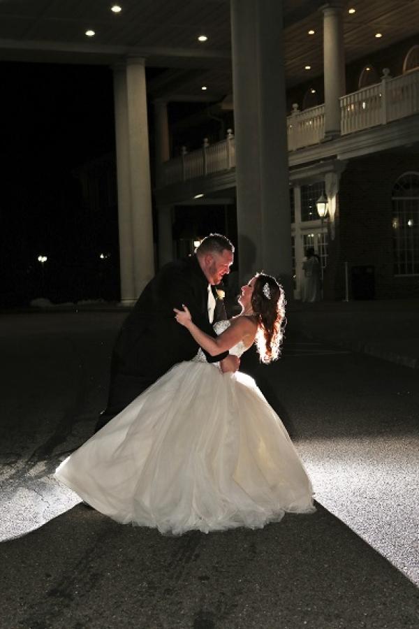 Danielle and Patrick - Real Weddings Long Island, NY