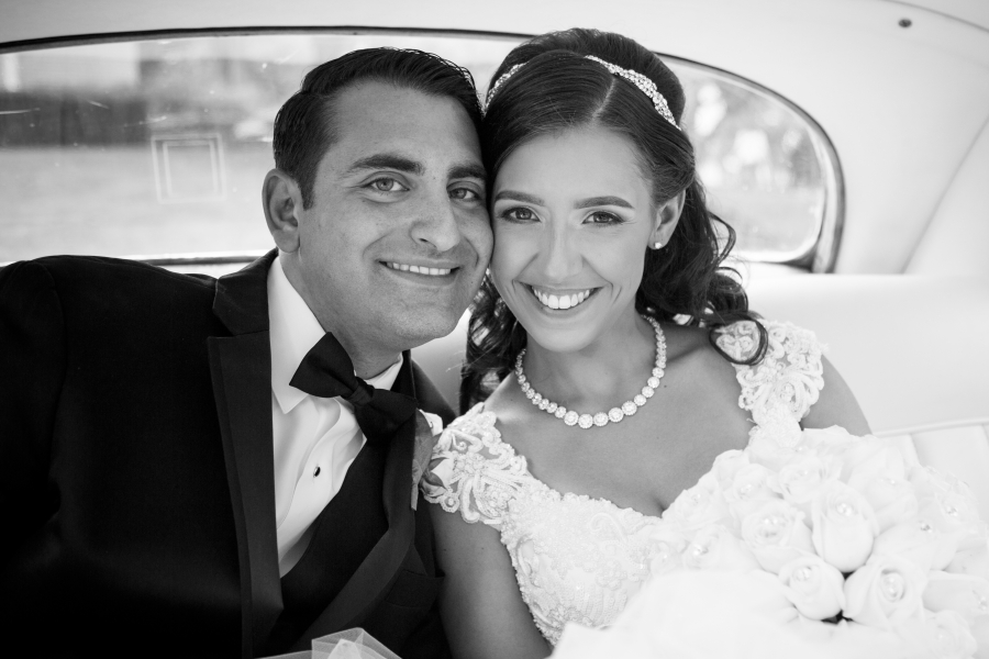 Jessica and Calogero - Real Weddings Long Island, NY
