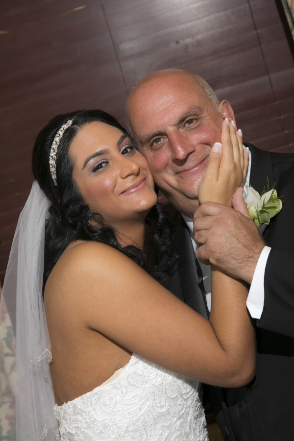 Amanda and Dominick - Real Weddings Long Island, NY