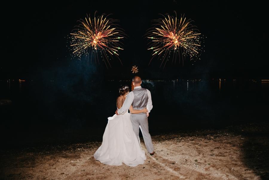 Kassina and James - Real Weddings Long Island, NY