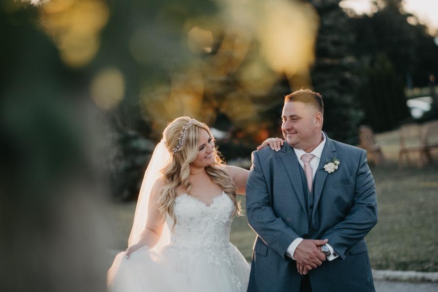 Susanna and Justin - Real Weddings Long Island, NY