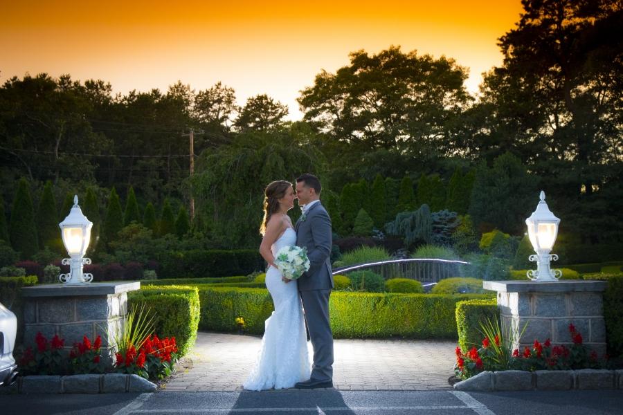 Nicole and Mike - Real Weddings Long Island, NY