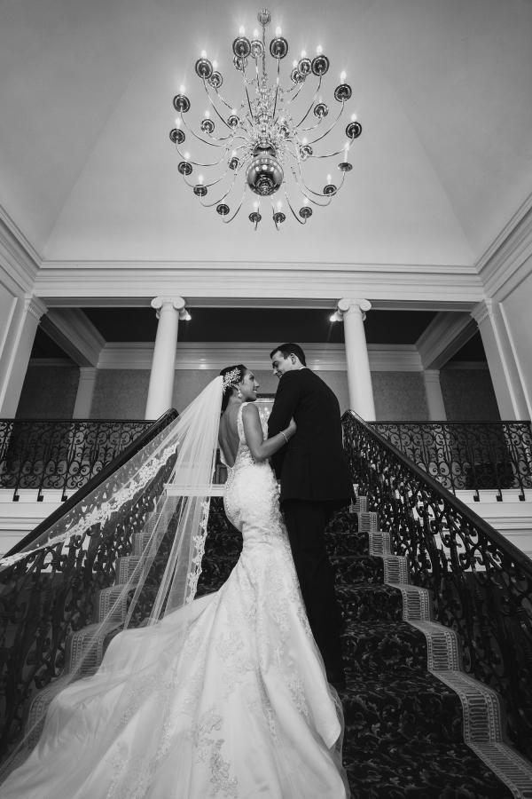 Nicole and Tom - Real Weddings Long Island, NY