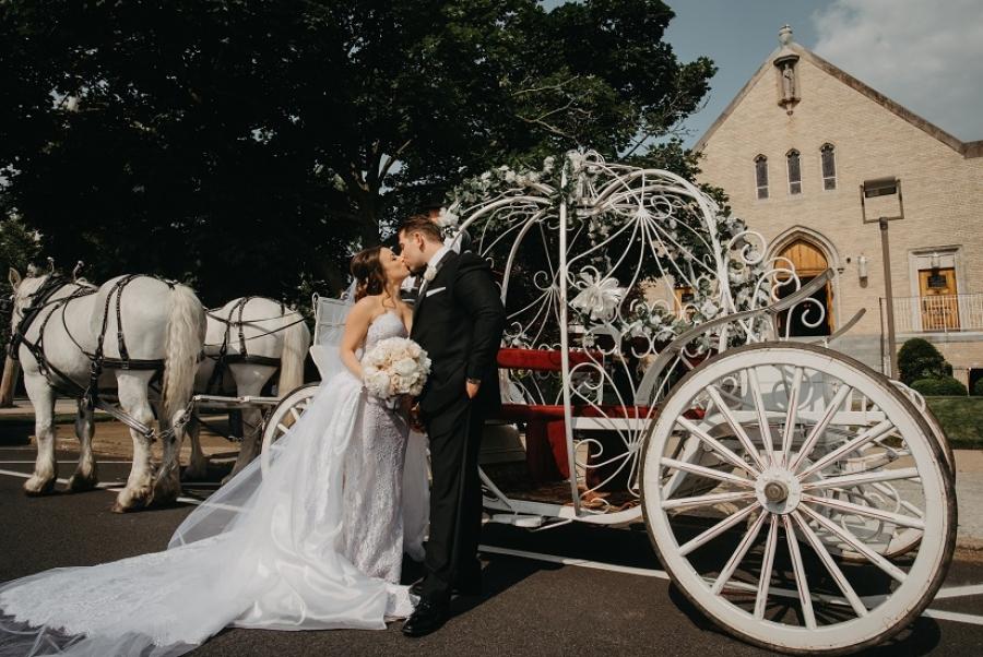 Carinda and Joseph - Real Weddings Long Island, NY