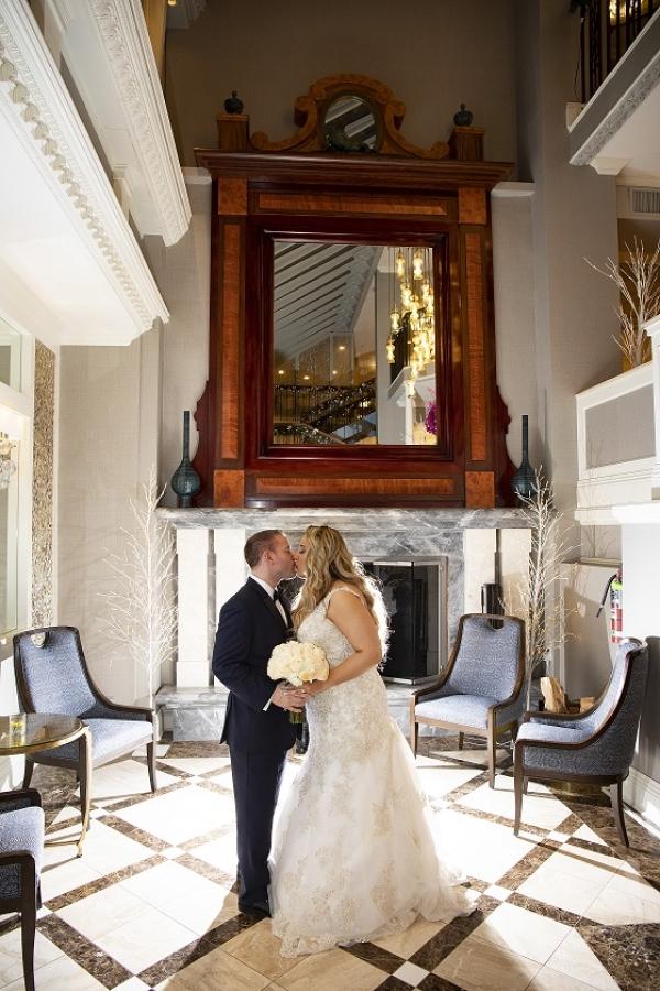 Michelina and Chris - Real Weddings Long Island, NY
