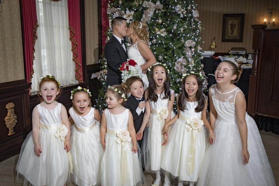 Meghan and Jaime - Real Weddings Long Island, NY