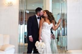 Brianna and Craig - Real Weddings Long Island, NY