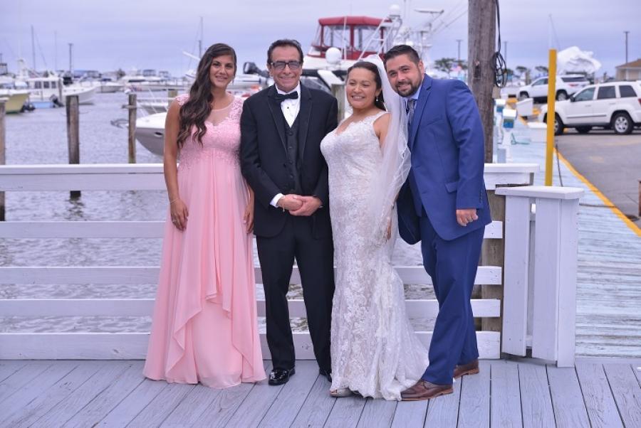 Lely and Sal - Real Weddings Long Island, NY