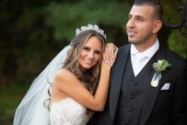 Nikki and Andrew - Real Weddings Long Island, NY