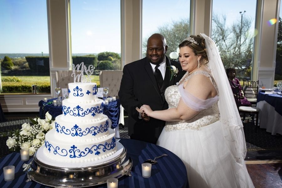 Amanda and Rodney - Real Weddings Long Island, NY