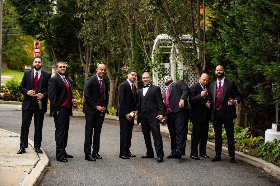Sean and George - Real Weddings Long Island, NY