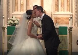 Christina and Salavatore - Real Weddings Long Island, NY