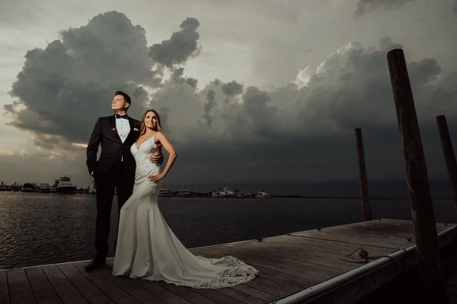 Agnes and Lukasz - Trash the Dress - Real Weddings Long Island, NY