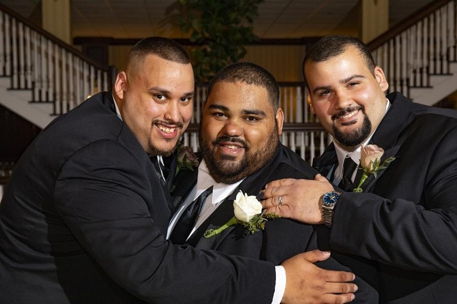 Breanna and Rolando - Real Weddings Long Island, NY