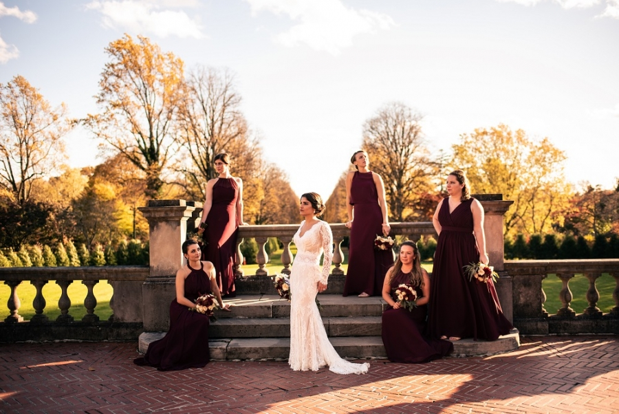 Anjelica and Stephen - Real Weddings Long Island, NY