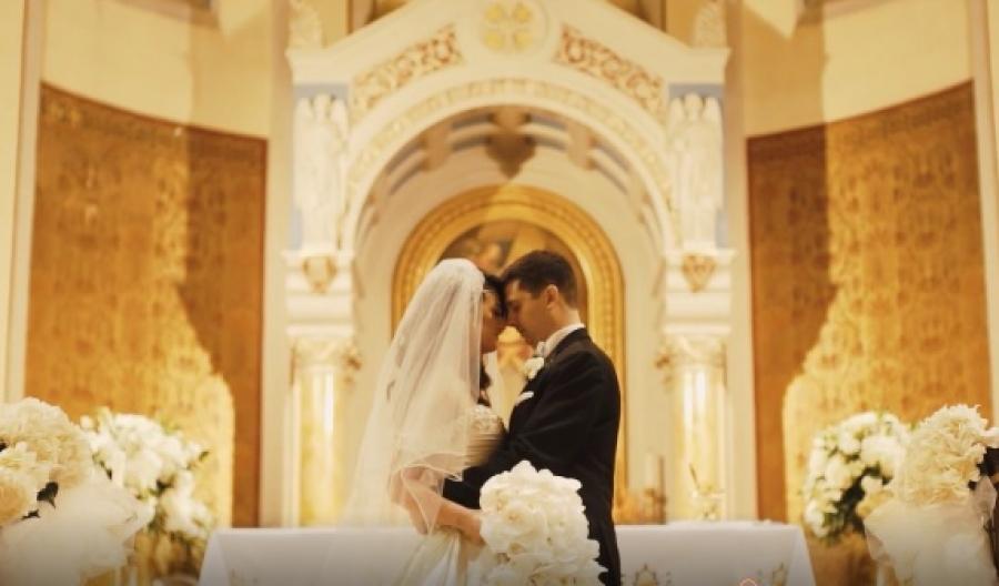 Valeria and Angelo - Real Weddings Long Island, NY
