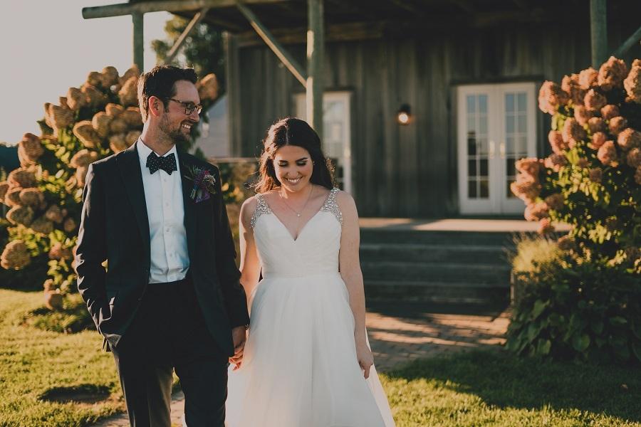 Ryan and Gerard - Real Weddings Long Island, NY