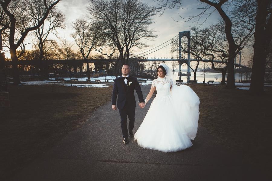Irene and George - Real Weddings Long Island, NY