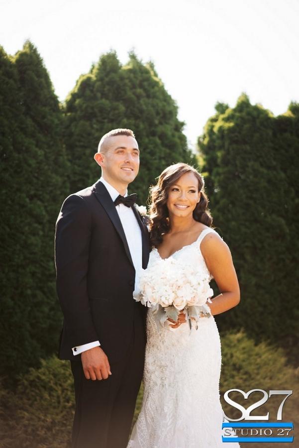 Crystal and Dave - Real Weddings Long Island, NY